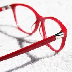 Značkové dámské dioptrické brýle Calvin Klein CK5814 607