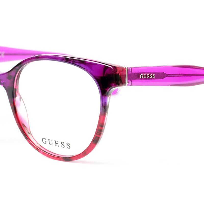 Dámské dioptrické brýle a obruby Guess