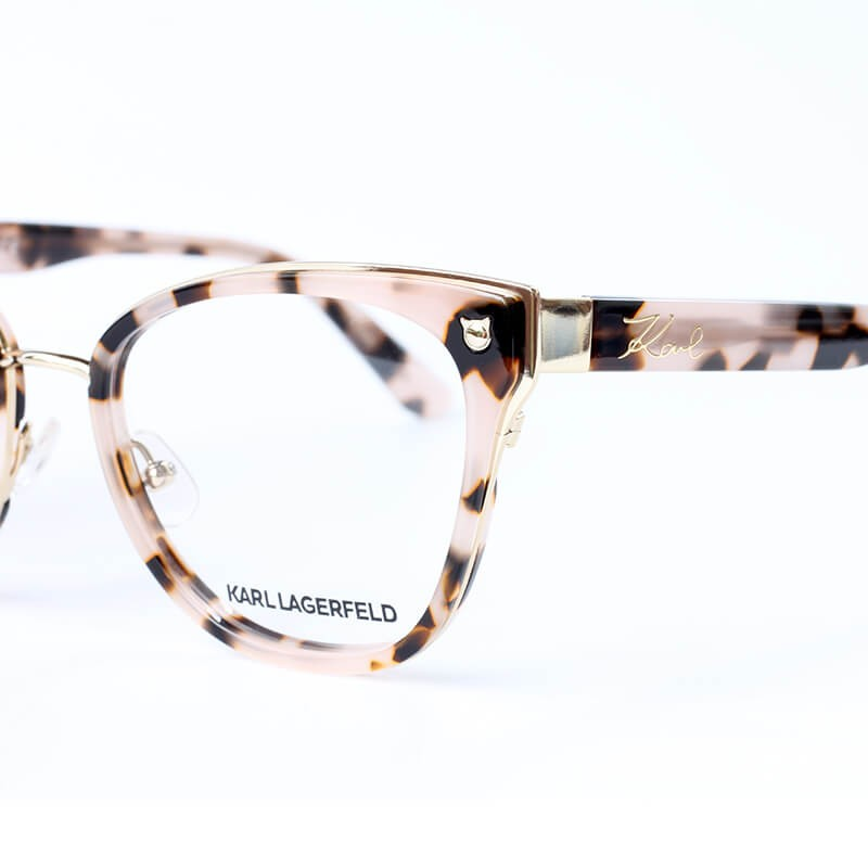 Dámské dioptrické brýle Karl Lagerfeld