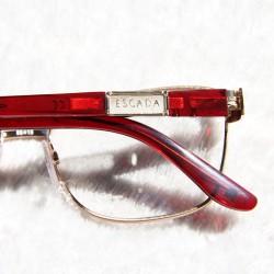 Dámské luxusní dioptrické brýle Escada Ves824 383X
