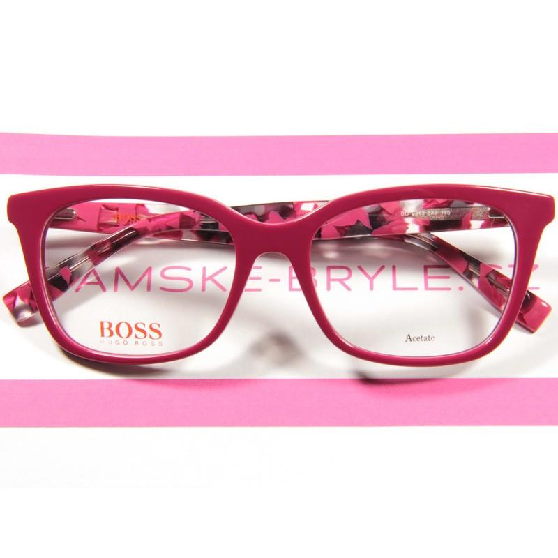 Dámské dioptrické brýle Boss Hugo Boss BO 0313 8A4