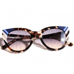 Sluneční brýle Salvatore Ferragamo SF867S 053 Dark Grey Havana