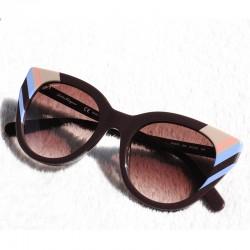 Dámské sluneční brýle Salvatore Ferragamo SF867S 606 Wine