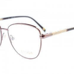Značkové dámské kovové dioptrické brýle a obruby Escada-VES864-08Q9