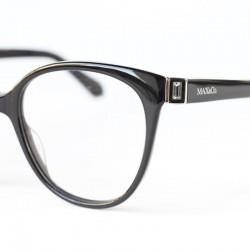 Dámské dioptrické brýle Max Mara Max&Co. 254 870 černé