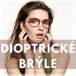 Dámské dioptrické brýle