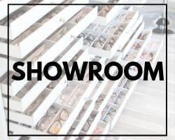 Dámské brýle showroom